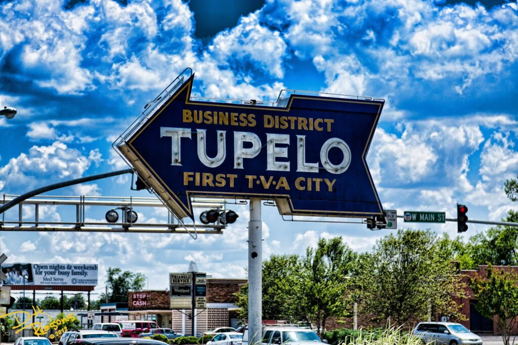 Tupelo-MS
